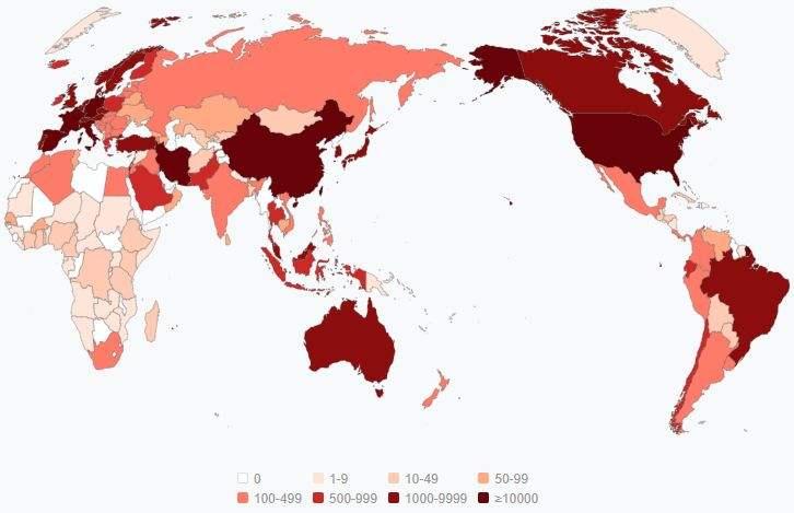 中国疫情地图和全球疫情地图组件,一句话调用~