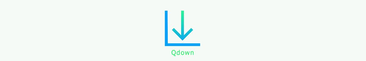 Qdown:又一款基于aria2的优秀下载工具诞生