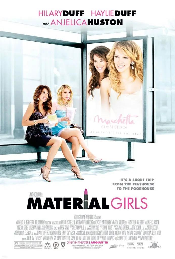 《拜金女郎》Material Girls